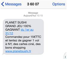 Exemple de sms pour flirter