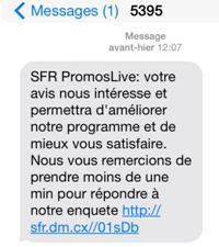 sfr-sms