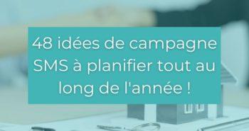 Campagnes SMS idées